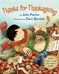 Thoughts For Thanksgiving Amazon Com Thanks For Thanksgiving 9780060510985 Julie Markes