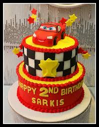 lightning mcqueen birthday cake pin by marlene baldwin on cakes cars birthday