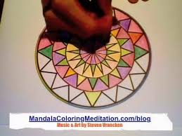 mandalas color mandala coloring