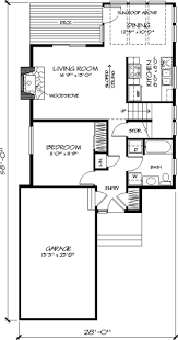 Small Floor Plans by Small House Plans Home Design Ls H 9461 A
