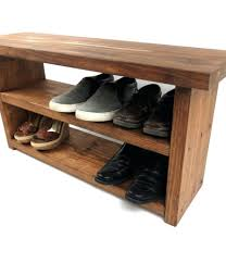 drack wood rustic storage bench ideas pictures with fabulous