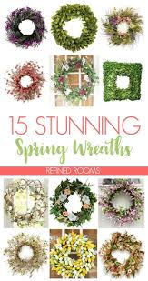 Spring Decorating Ideas For Your Front Door 263 Best Spring Decor Images On Pinterest Easter Ideas Easter