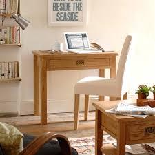 Small Oak Desks Lyon Oak Small Laptop Desk Desks Spare Room And Reading Room