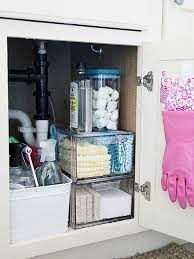 Storage Solutions For Small Kitchens by Best 25 Cleaning Supply Storage Ideas On Pinterest Laundry