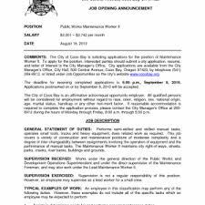 supervisor resume construction supervisor resume cover letter