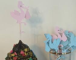 stork baby shower decorations stork baby etsy