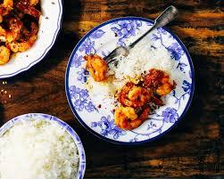 cuisiner des crevettes crevettes croustillantes à l orange et au miel
