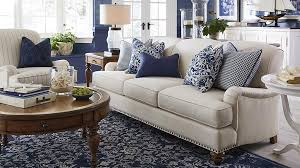 Navy Living Room Furniture Taupe Sofa With Navy Ivory Rug Living Room Theme Pinterest