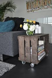 Build A Small End Table by Best 25 Diy End Tables Ideas On Pinterest Pallet End Tables