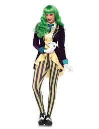Joker Costume For Halloween by Maleficent Joker Costume For Women Vegaoo