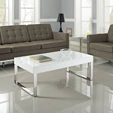 White Gloss Side Table Coffee Tables White Gloss Blue Ocean Interiors High Table With
