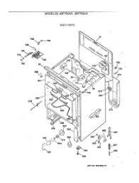 parts for ge jbp76gv3 range appliancepartspros com