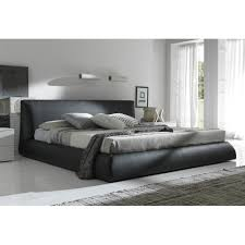 Rossetto Bedroom Furniture Rossetto Coco King Platform Bed In Brown Finish For 2 112 93 In
