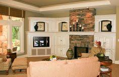 Where To Place Tv In Living Room Solution For Fireplace Vs Tv Placement In Living Room Living