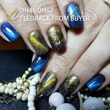 nail gel picture more detailed picture about monasi thermal blue