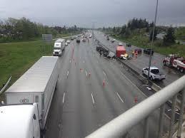 Wsdot Seattle Traffic Map One Killed Several Hurt In I 5 Crash In Tacoma Q13 Fox News