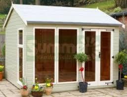 Summer Garden Sheds - summer houses
