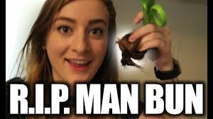 My Man Meme - she cut off my man bun while i slept youtube