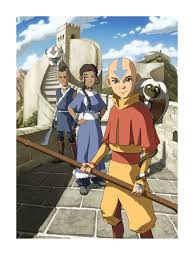 avatar airbender poster collection profile