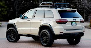 jeep grand cherokee limousine mopar adding huge jeep upgrade options cherokee adventurer