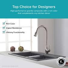 Granite Kitchen Sink Granite Kitchen Sinks Kraususa Com