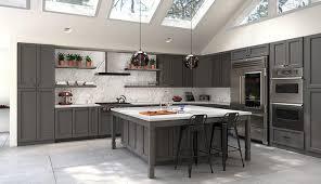grey finish kitchen cabinets forevermark midtown grey kitchen cabinets