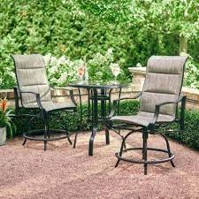 Patio Bistro Table Bar Height Bistro Set Outdoor Amazing Of Outdoor Bistro Table Bar