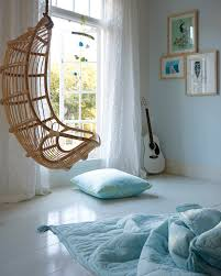 Kids Room Chairs by Love The Idea Of A Hanging Chair In The Corner Of A Room Toss On