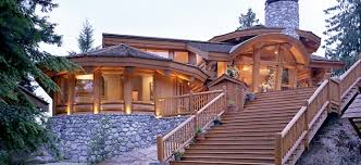 log cabin home designs murray arnott design signature collection plans from log cabin homes
