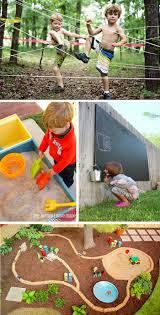 24 adventurous back yard ideas yards yard ideas and plays