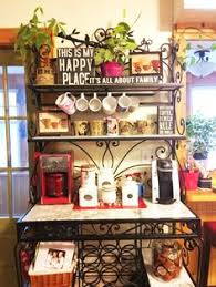What Do You Put On A Bakers Rack How To Stock Your Own Barista Rack Bakers Rack