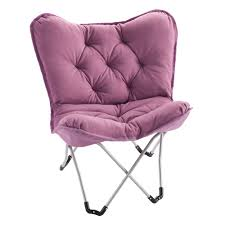 by design memory foam butterfly chair