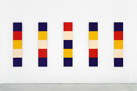 Flag Black Red Yellow Sixty Years At Full Intensity Tate