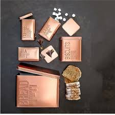 copper canisters kitchen brilliant copper canister set kitchen regarding residence home