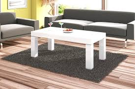 glossy white coffee table gloss white coffee table white high gloss coffee table white high
