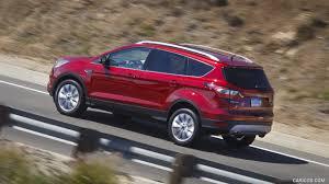 Ford Escape Ecoboost - 2017 ford escape titanium ecoboost 4wd side hd wallpaper 14