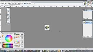 paint net image editing tutorial youtube