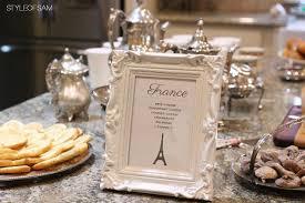 Travel Themed Wedding Travel Themed Wedding Shower Paperblog
