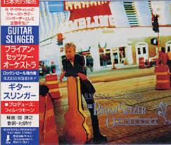 brian setzer guitar slinger japanese promo cd album cdlp 197167