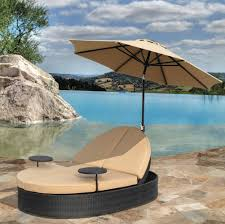 Cheap Beach Umbrella Target by Furniture Brown Walmart Patio Umbrella With Cozy Chaise Lounge