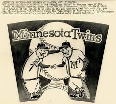 sports logo case study 7 u2014minnesota twins u2014 todd radom design
