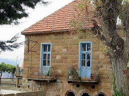 old house with antique blue woode aj6vpdjb tourist tube