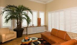 Plantation Shutters And Drapes Interior Window Shutters By Galaxy Draperies