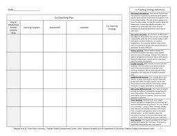 teacher lesson plan template free elipalteco