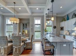 Stonington Gray Living Room by Kitchen Design White Cabinets Granite Countertops Contemporary