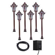 low voltage landscape lighting kits home designs