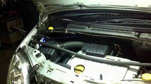 opel meriva 2004 opel meriva how to cabin air filter replacement cabin filter