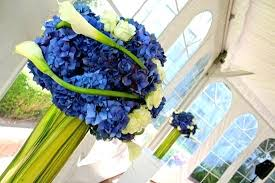 white and blue floral arrangements blue and white floral arrangements wedding bouquet blue royal blue