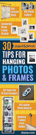 Home Tips And Tricks by 30 Must Know Tips And Tricks For Hanging Photos And Frames Diy Joy