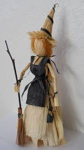 Vintage Kitchen Witch Doll by Scandinavian Kitchen Witch My Grandma Had One Of These In Her